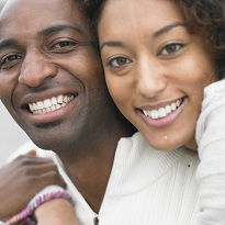 Black Couple Parents