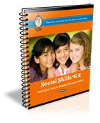 Social Skills Blog Cover Kit