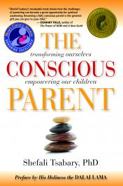 Cover ~ The Conscious Parent