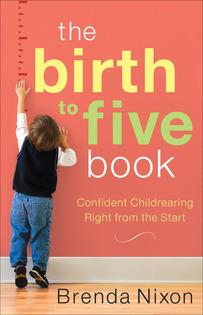 Cover Birth to Five Book