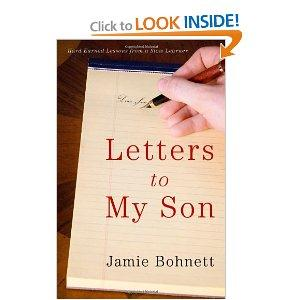 Cover Letters to my son