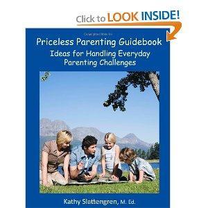 Cover Priceless Parenting