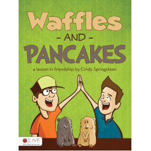 Cover Waffles and Pancakes