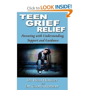 Cover Teen Grief Relief