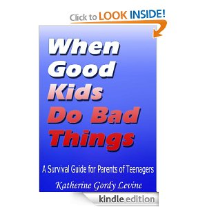 Cover  When Good Kids Do Bad Things