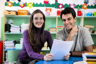 Parent Teacher bigstock