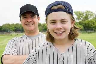 Boy and dad bigstock in-baseball-uni-34068929