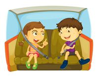 CB Car Fighting Kids--EPS-32288027