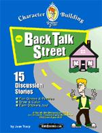 Cover Back Talk Street