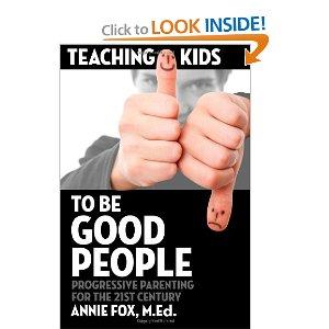 Cover Annie Fox Book Teaching Kids