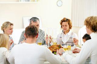 Family Praying bigstock--10375241