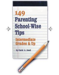 Cover 149 Parenting School-Wise Tips