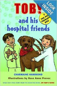Toby - Hospital Friends