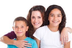 Mom bigstock-happy-young-family-10247795