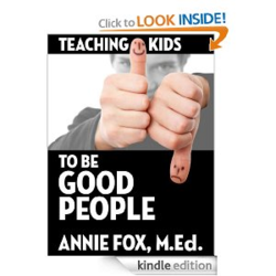 Cover Teaching Kids To Be Good People