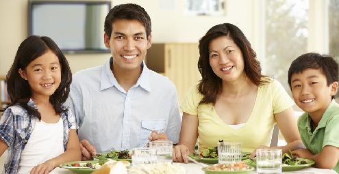 Asian Family SMALL