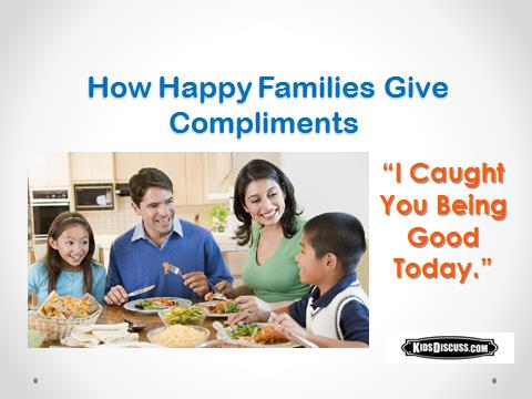 Slideshare Happy Family Compliments