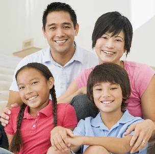 Asian Family SMALLEST