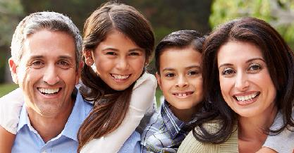 Hispanic Family SMALL