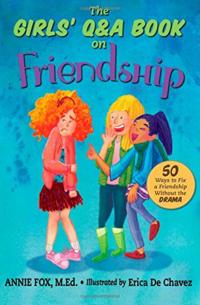 Cover Girls' Q & A about Friendship Annie Fox