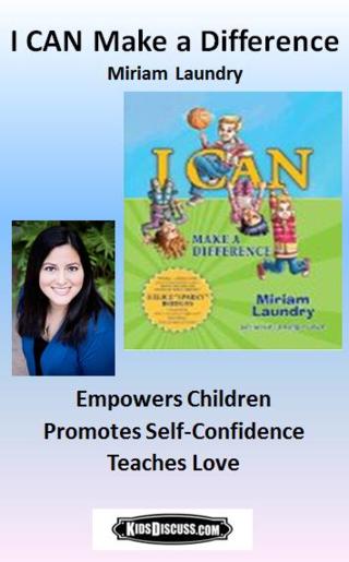 Author Miriam Laundry I CAN