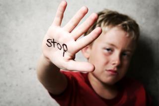 Boy bigstock-Stop-35524490