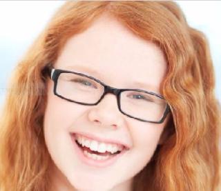 Happy Redhead SMALL
