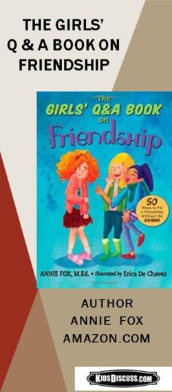 Author Pins Annie Fox +