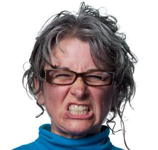 Angry Mom -SMALL