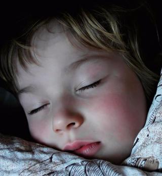 Boy Sleeping SMALL