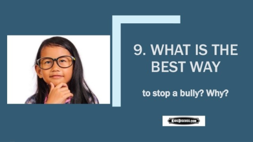 Slideshare -to stop a bully