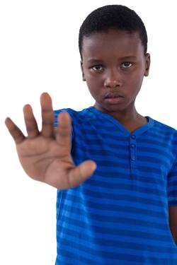 Black Boy Non-Bully