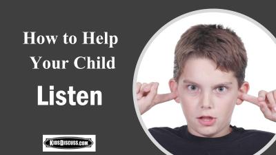 Help Child Listen