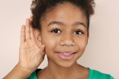 Girl Hearing 400