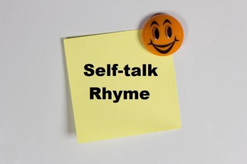 Note on Fridge Self-Talk 600