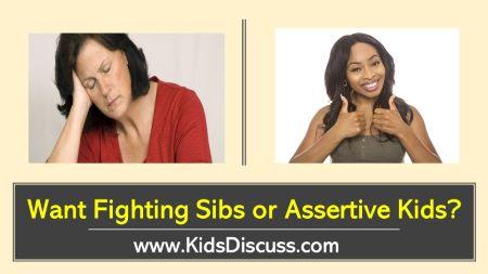 Assertive Kids 450