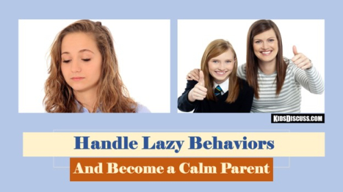 Calm Parent