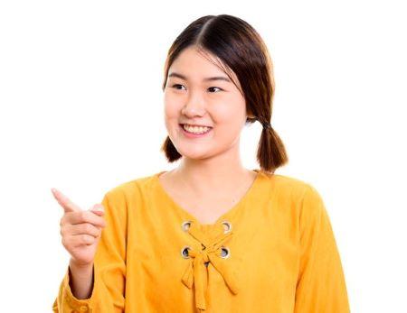 Girl Asian 450