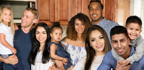 Interracial Families 800